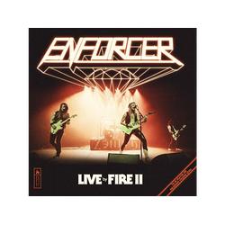 Enforcer - Live By Fire II (CD)