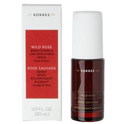 Korres Wild Rose Brightening & Line Smoothing Serum 30ml