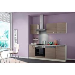 OPTIFIT Küchenzeile Vigo, ohne E-Geräte, Breite 210 cm