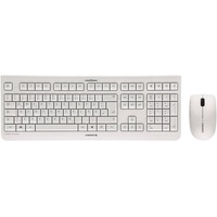 Cherry DW 3000 Wireless Tastatur DE Set weiß (JD-0710DE-0)