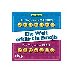 Die Welt erklärt in Emojis. Max Bennet  - Buch