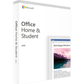 Microsoft Office Home & Student 2019 PKC EN Win Mac