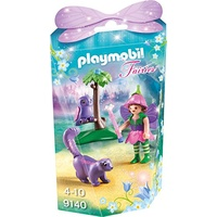 Playmobil Fairies Feenfreunde Eule & Stinktierchen (9140)