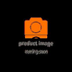 PURO Icon Silikon Handyhülle mit Mikrofaser Innenfutter für Huawei P20 Lite, Rot