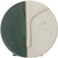 Bloomingville Wandvase, grün, Keramik