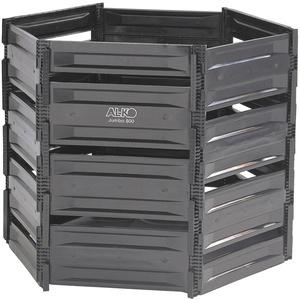 AL-KO Komposter Komposter Jumbo 800, BxTxH: 125x110x100 cm, 800 l