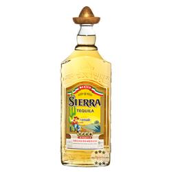 Sierra Tequila Reposado 1l