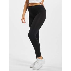 Urban Classics Legging Frauen  Pa in schwarz