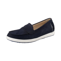 Gabor Loafers Loafer blau 40
