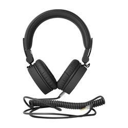Fresh´n Rebel On-Ear Kopfhörer - Caps On-Earbequemer Bügel - 40 mm Lautsprecher Schwarz Kopfhörer