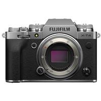 Fujifilm X-T4 Body silber
