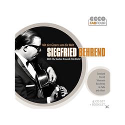 Siegfried Behrend - Behrend: Mit Der Gitarre Um Die Welt (CD)