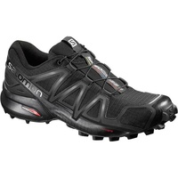 Salomon Speedcross 4 W black / black / black metallic 38.5