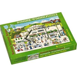 Sommer-Wimmel-Puzzle (Kinderpuzzle)