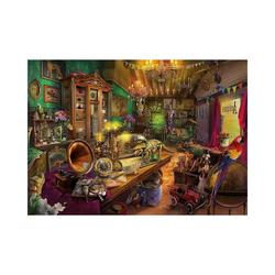 Educa Puzzle Rätsel- Puzzle Antiquitätengeschäft, 500 Teile, Puzzleteile