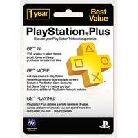 Sony PS Plus Karte (365 Tage) (UK)