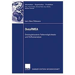 OntoFMEA. Lars U. Dittmann  - Buch