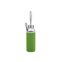 BUTLERS Trinkflasche SMOOTHIE Trinkflasche mit Tasche 0,5 l