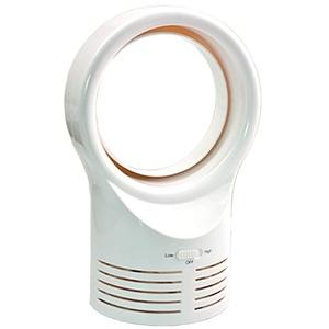 othulp Turmventilator Kühler Turmventilator Klingenlose Fans Cooler Turmventilator Smart Tower Fan Oszillierender Lüfterturm Stehender Turmventilator White