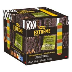 12er-Pack Haftnotizen »Extreme Notes« grün, Post-it EXTREME NOTES