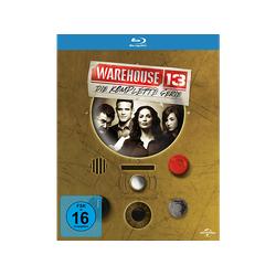 Warehouse 13 - Die komplette Serie Blu-ray