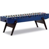 GARLANDO Tischkicker Master-Cup XXL blau (5310.03)