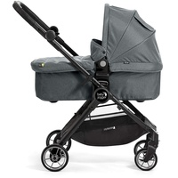 Baby Jogger City Tour LUX slate inkl. Babywanne