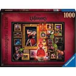Pz. Villainous: Queen of Hearts 1000T