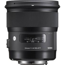 Sigma 24 mm F1,4 DG HSM (A) Nikon F