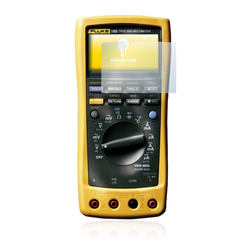 upscreen Schutzfolie für Fluke MultiMeter 189, Folie Schutzfolie matt entspiegelt