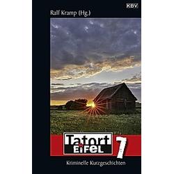 Tatort Eifel - Buch