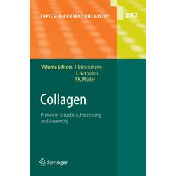Collagen als Buch von