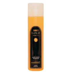 African Gold Hair & Body Shampoo 250 ml