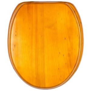 WC-Sitz Holz