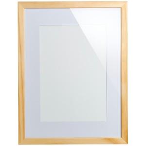 KHG Holz-Bilderrahmen 30x40 cm  Toscana ¦ holzfarben ¦ Holz