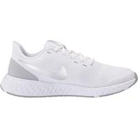 Nike Revolution 5 W white/wolf grey/pure platinum 41