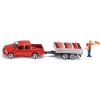 SIKU 3543 - Pick-Up mit Kippanhänger 1:55