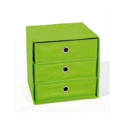 Inter Link Aufbewahrungsbox Aufbewahrungsbox, grün/grau grün