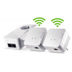 DEVOLO dLAN 550 WiFi Network Kit - WLAN Repeater WLAN-Repeater