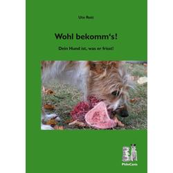 Wohl bekomm's!: eBook von Ute Rott