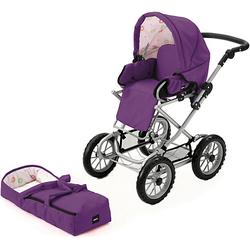 Puppenwagen Combi, violett