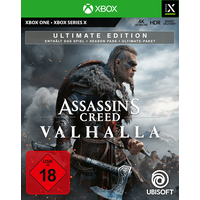 Assassins Creed Valhalla Ultimate Edition (USK) (Xbox Series X)