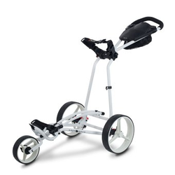 'Big Max Autofold X 3-Rad Trolley weiss'