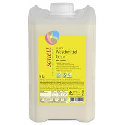 Sonett Waschmittel Color Mint u. Lemon 5 Liter
