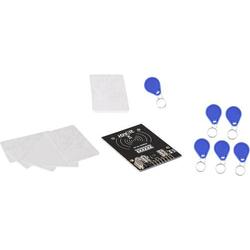Joy-it RFID Set (RFID Modul, 6x Schlüsselanhänger, 6x Karten)