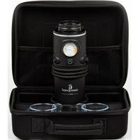 handpresso Auto Hybride Set 12V schwarz
