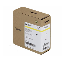 Canon Tinte PFI-110 Y Gelb, 160 ml