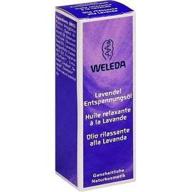 Weleda Lavendel Entspannungsöl 10 ml