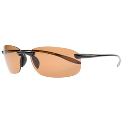 Serengeti Nuvola 7360 6416 Shiny Brown Sonnenbrille