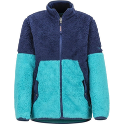 Marmot Fleecejacke Lariat blau XS